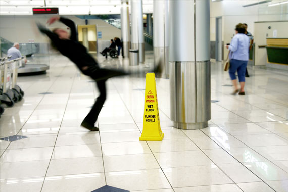 slip and fall accidents in Long beach